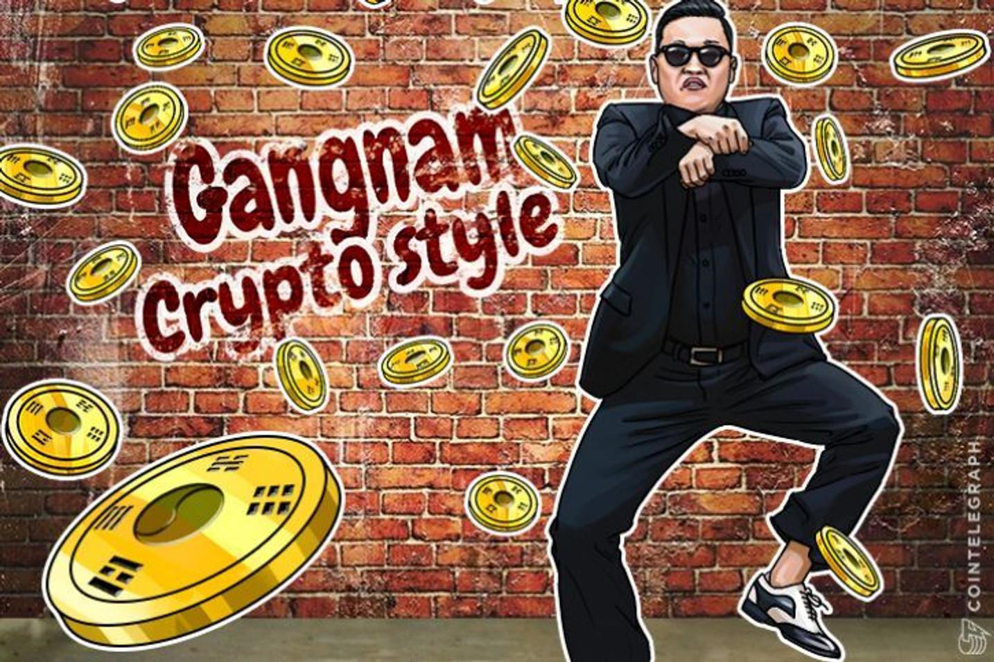 Grande conglomerado sul-coreano entra no mercado de remessas de Bitcoin