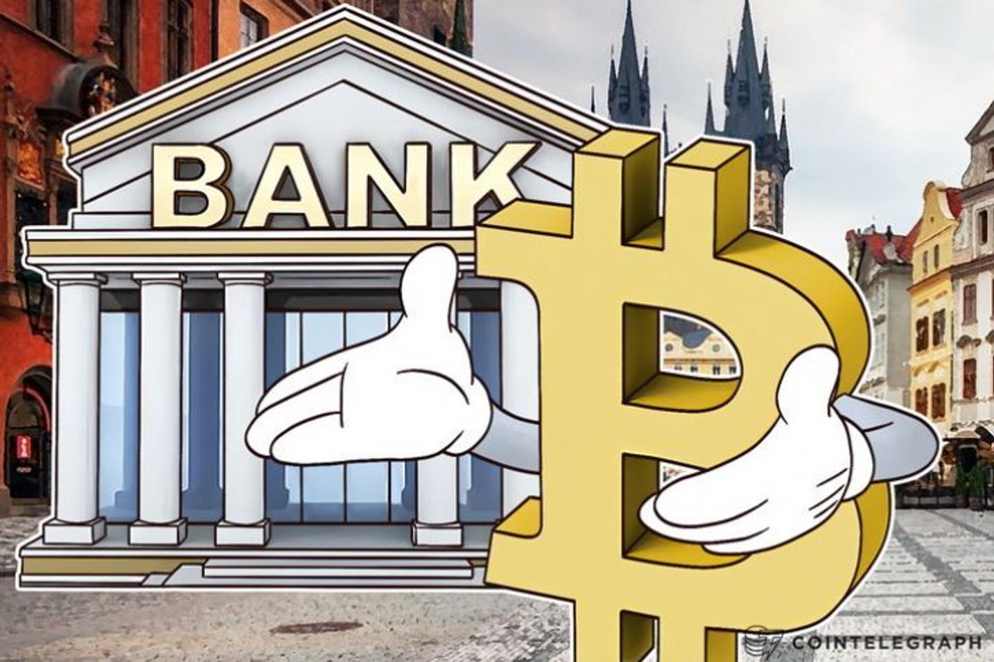 Nadar ou Afundar: Maior Banco da Europa Central Abraça o Blockchain