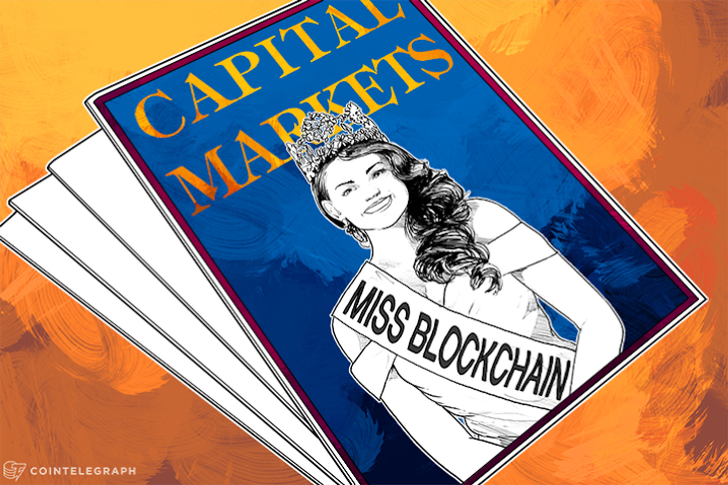 Greenwich Report: Blockchain Technology Is Coming to Capital Markets