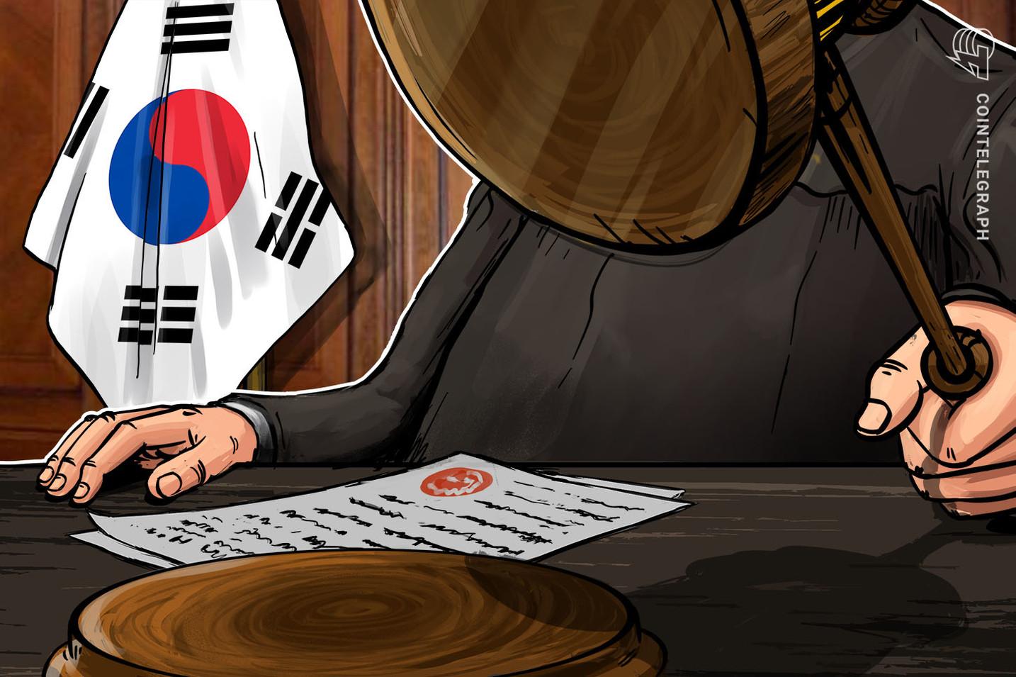 Estafador de criptomonedas condenado por las autoridades de Corea del Sur