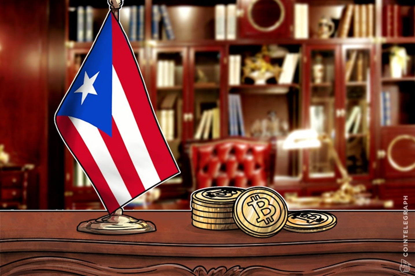 Puerto Rico Defaults on Debt: Invest in Bitcoin Instead