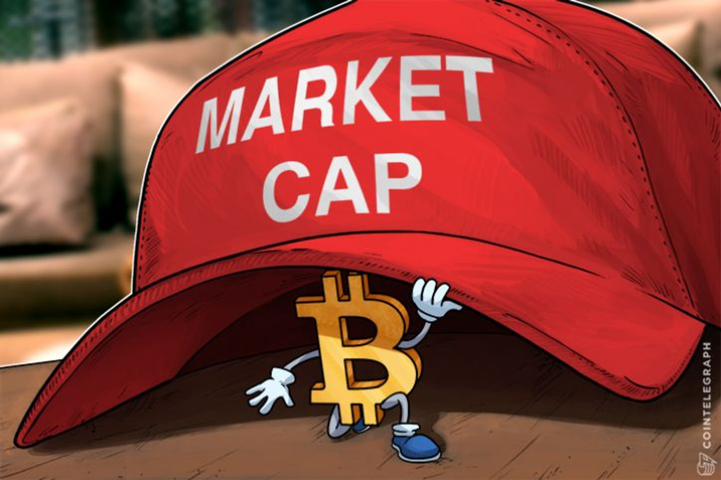 Record $121 Bln Crypto Market Cap Comes As Bitcoin Share Dwindles