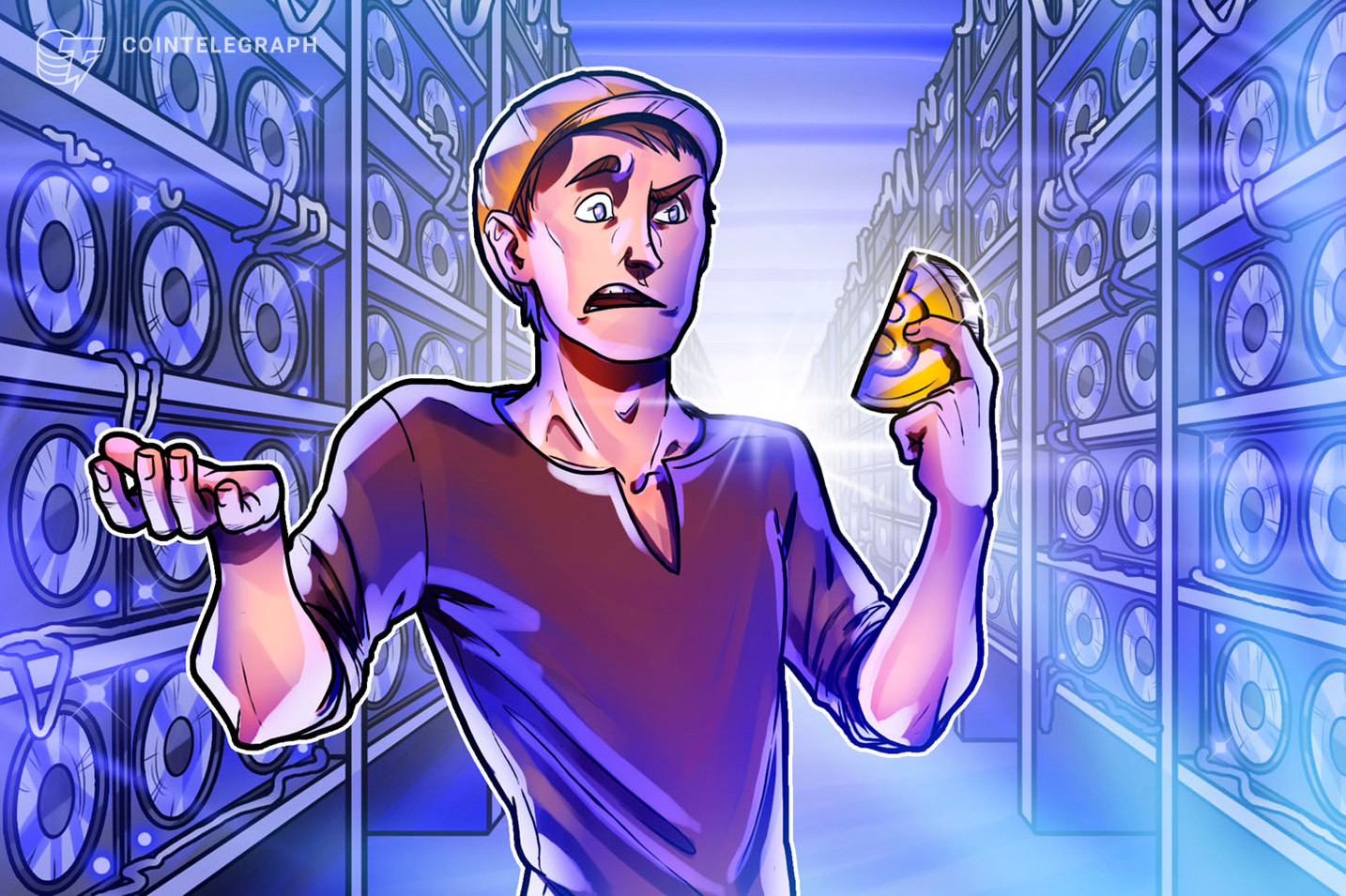 May's Bitcoin Rewards Halving Will Force Weak Miners Off the Network