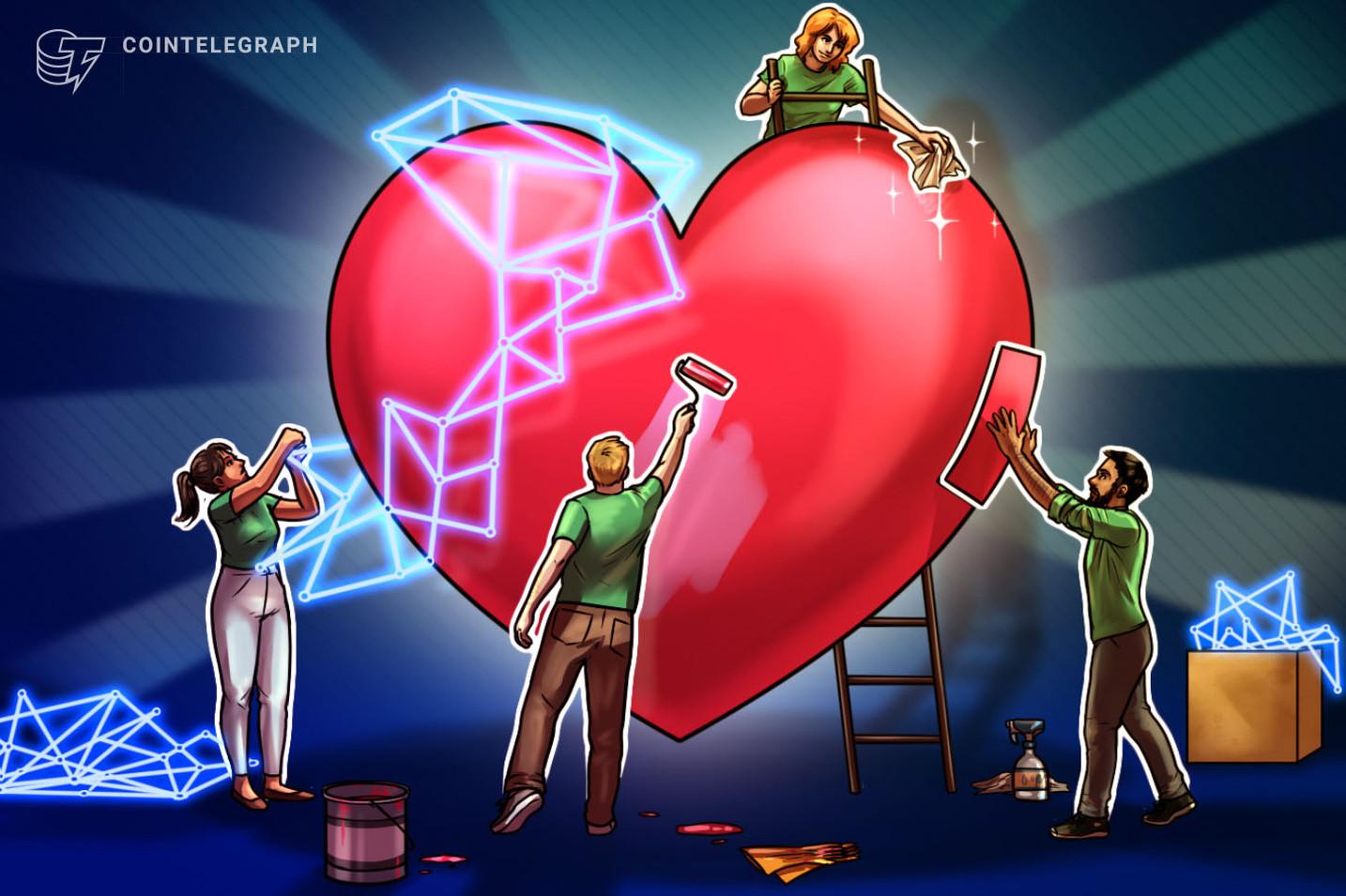 《【区块链上的鲜血】区块链上的鲜血:令牌化可以使捐赠更有效》