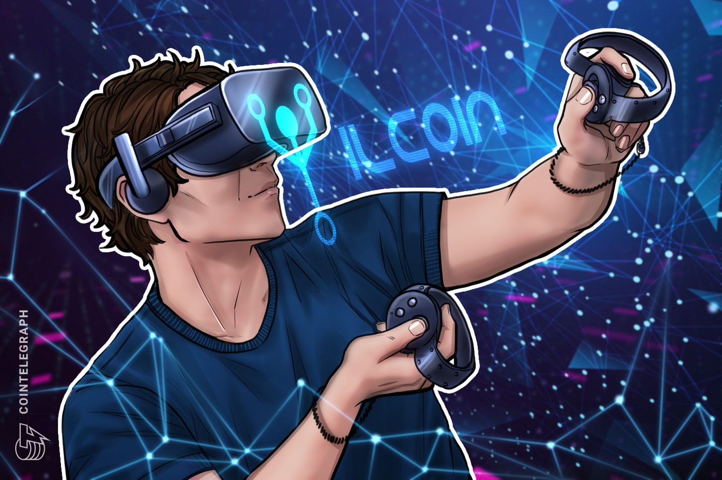 Blockchain-powered VR game hopes to win coveted Steam award