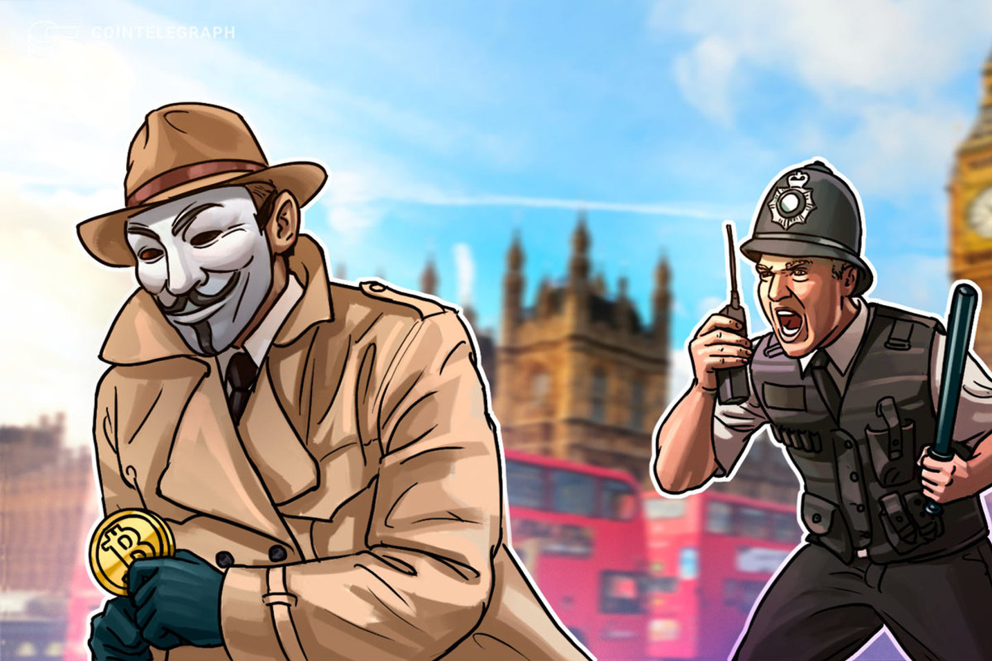 UK Police Reports 562 Cases of Bitcoin-Related Blackmail Over Last Two Years