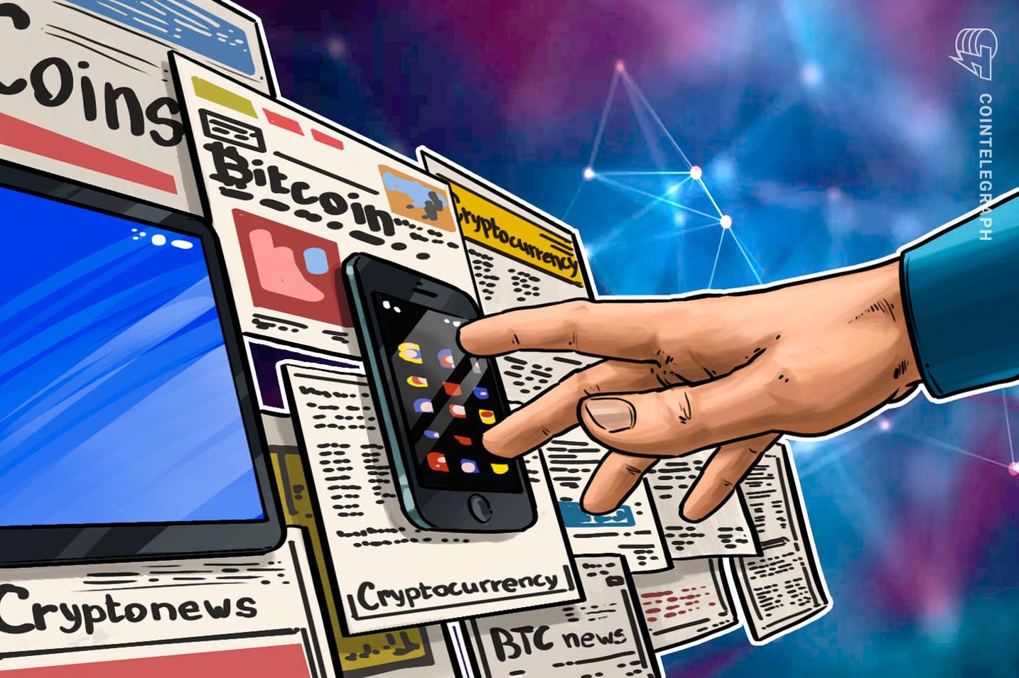 主流メディアが仮想通貨取り上げる回数  相場下落時に急増する傾向