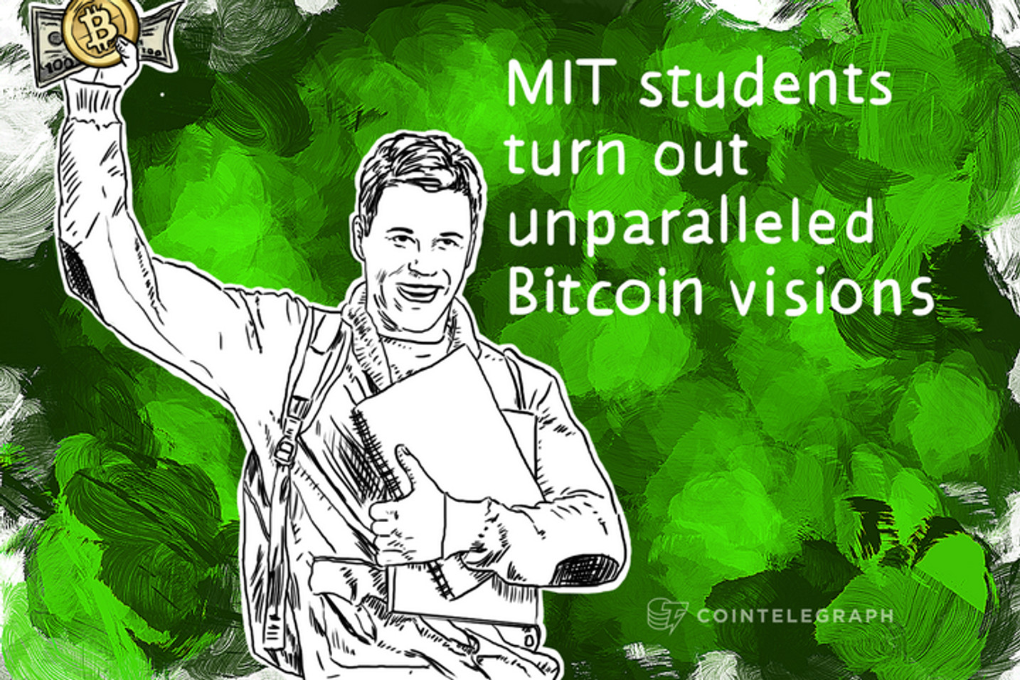 MIT students turn out unparalleled Bitcoin visions