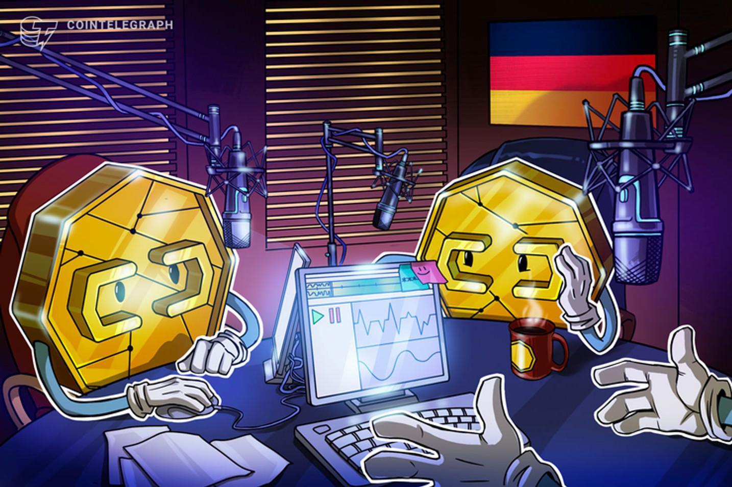 Deutsche Bundesregierung beschließt Blockchain-Strategie