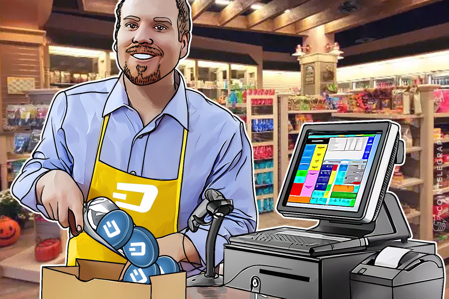 Dash Is Ready for Business: Dash Developers Ready Point-of-Sale Integration