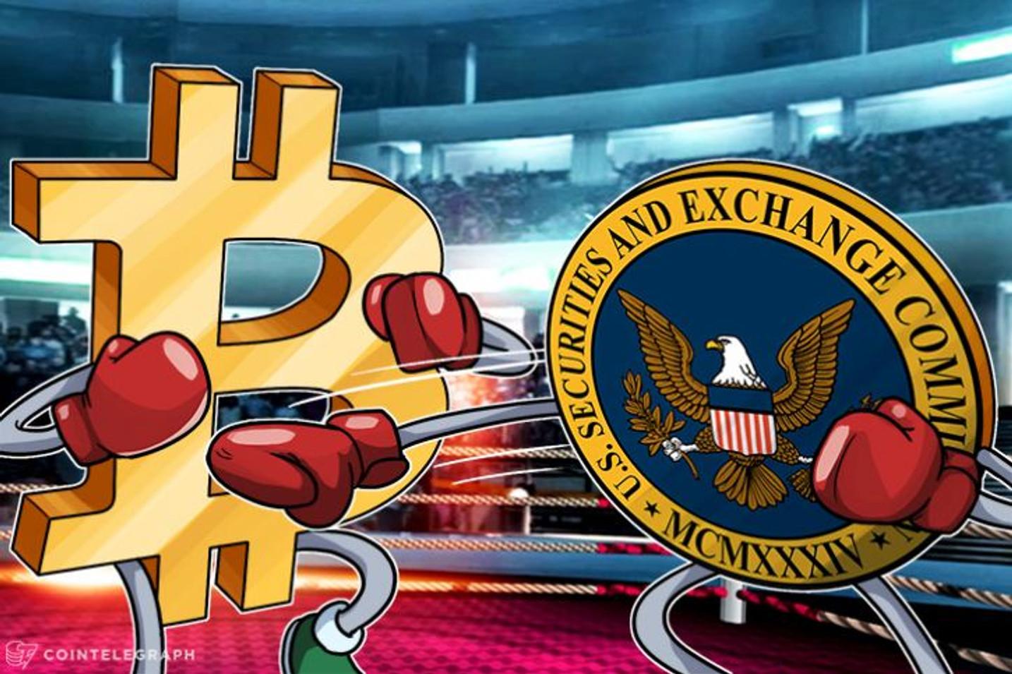 Krypto-Fonds des TechCrunch Gründers wird weiteres Ziel der SEC-Sondierung