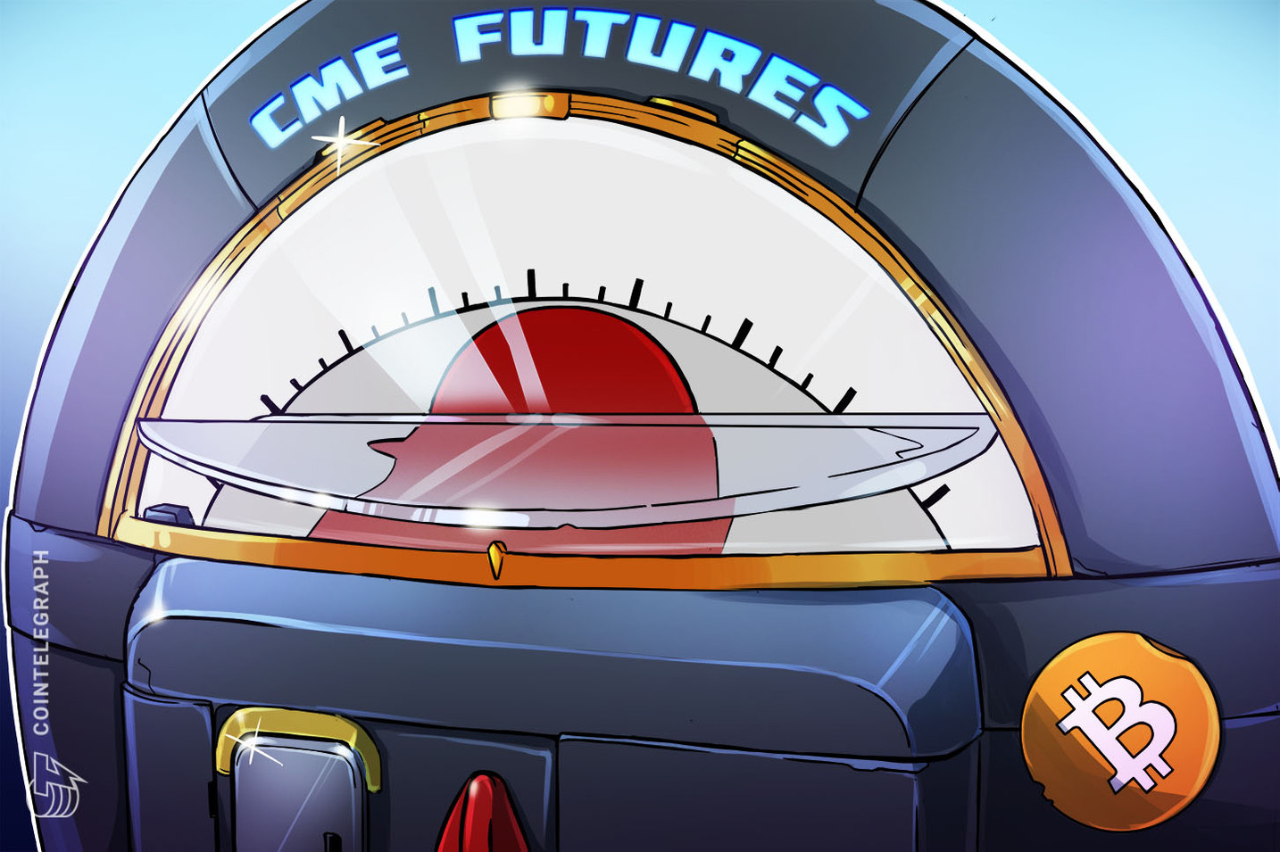 CME Bitcoin Vadeli İşlemler, Üç Gündür Süregelen Sert Bir Hacim Düşüşü Yaşıyor