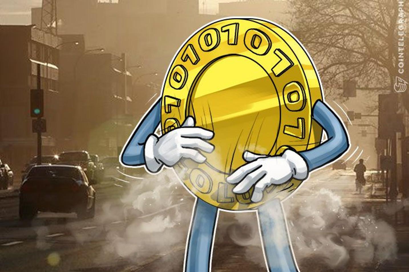 Silencio de un minuto para Altcoins, ya que nuevos altos de Bitcoin arrasan con los valores de los mercados