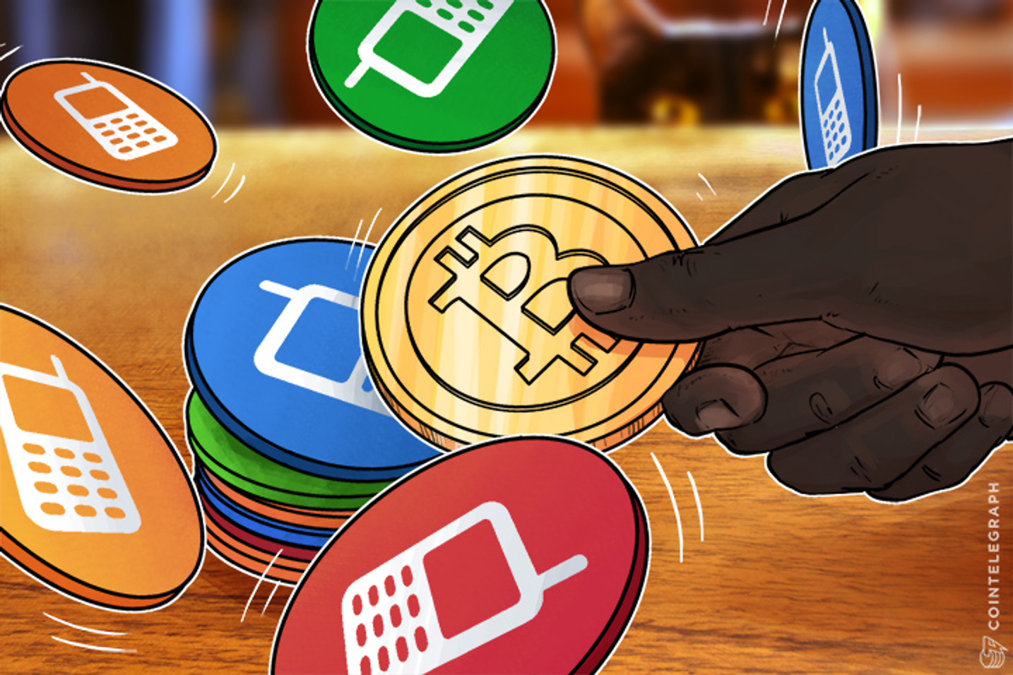 Why Bitcoin Will Beat Mobile Payment To Its Game In Africa