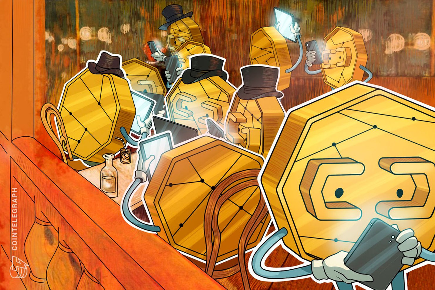 ビットメイン、仮想通貨BCHのウェブウォレット「Telescope」買収へ!【アラート】