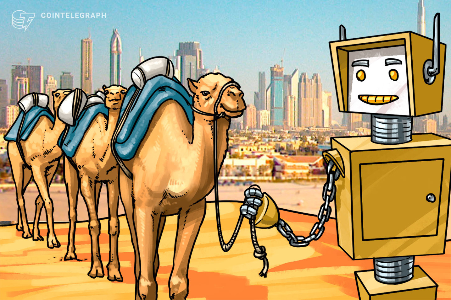 Dubai Department of Finance Launches Blockchain-Based Payment System for UAE Gov't