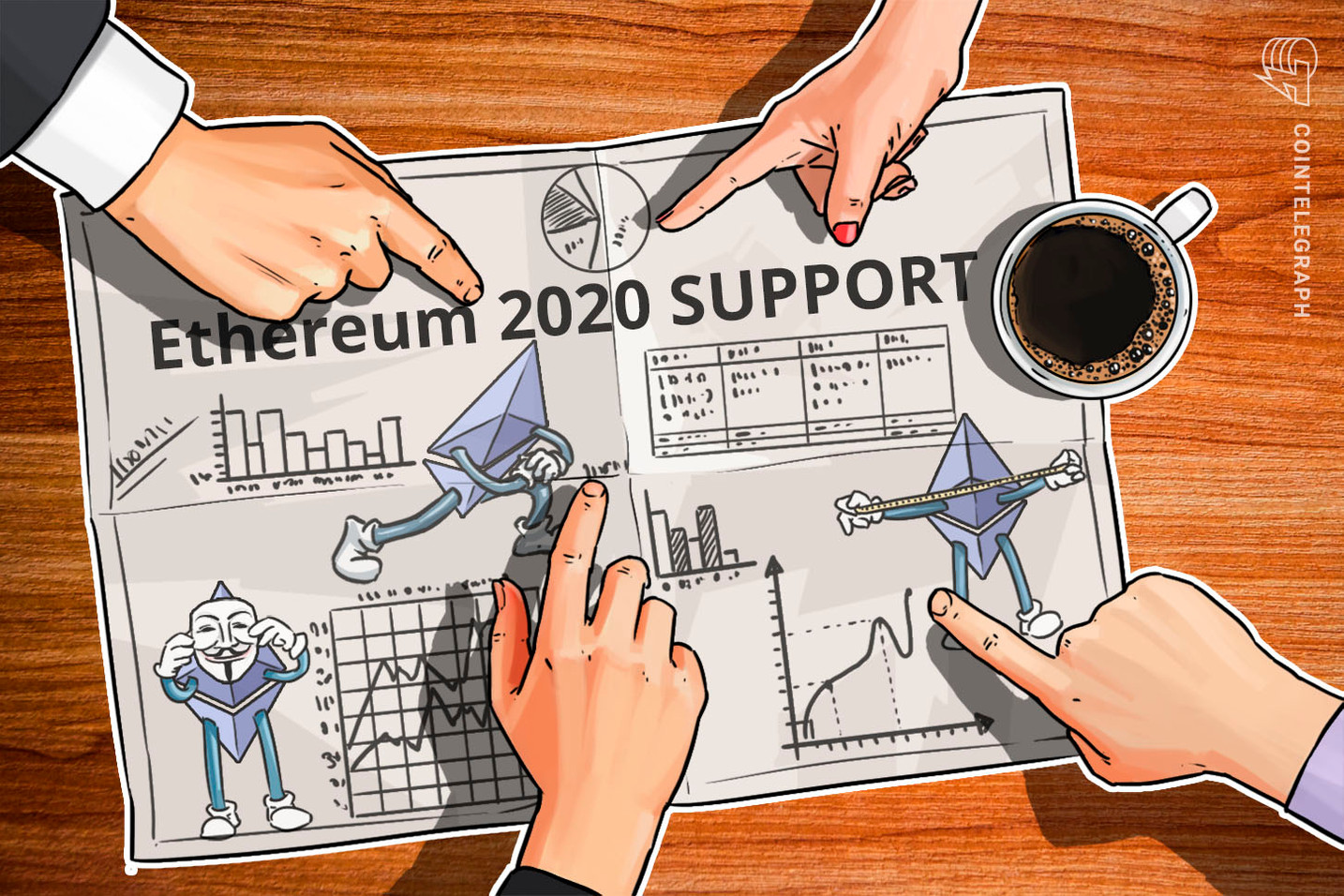 Fidelity Digital Assets considera lançar suporte ao Ether em 2020