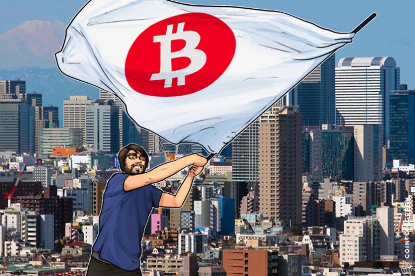 Japão oficialmente reconhece Bitcoins e moedas digitais como dinheiro
