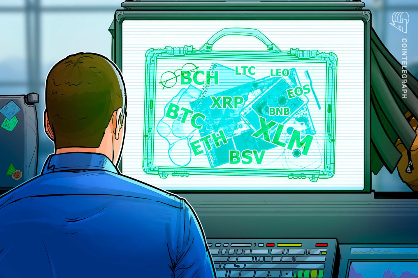 相場反発、上昇トレンドにつながるか 仮想通貨ビットコイン・イーサ・リップル(XRP)のテクニカル分析