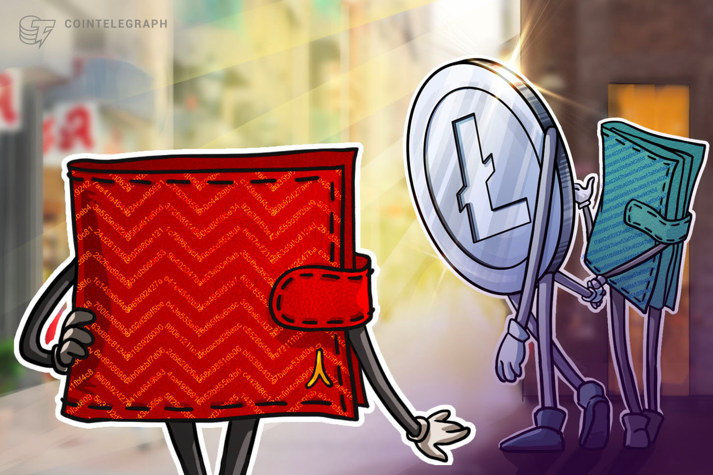 Litecoin Courting TenX and Korbit - Just a Month after LitePay 'Breakup'