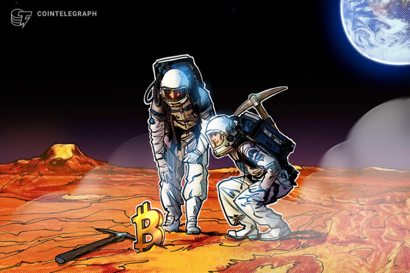 Conheça NÜWA a capital de Marte, baseada em criptomoedas, autossustentável e sem seguir as regras da Terra