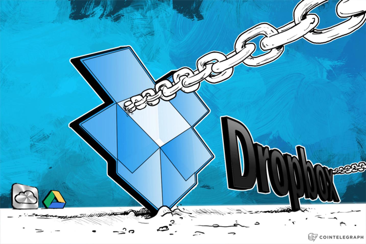 Dropbox: Why the 10-Billion-Dollar Company Needs the Blockchain