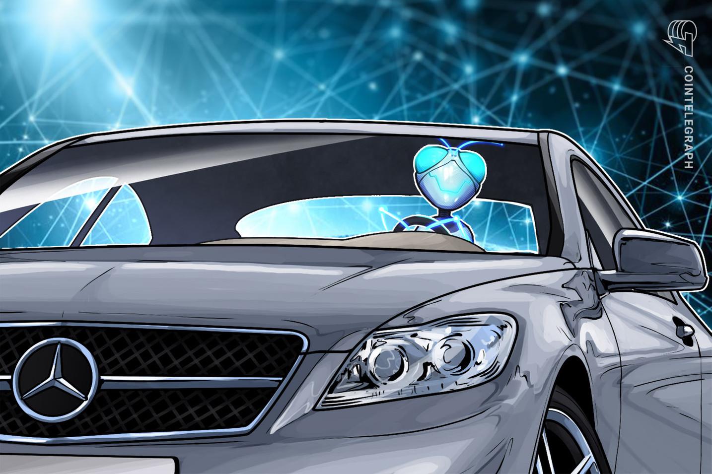 Mercedes-Benz-Mutterkonzern Daimler: Datensammlung mittels Blockchain