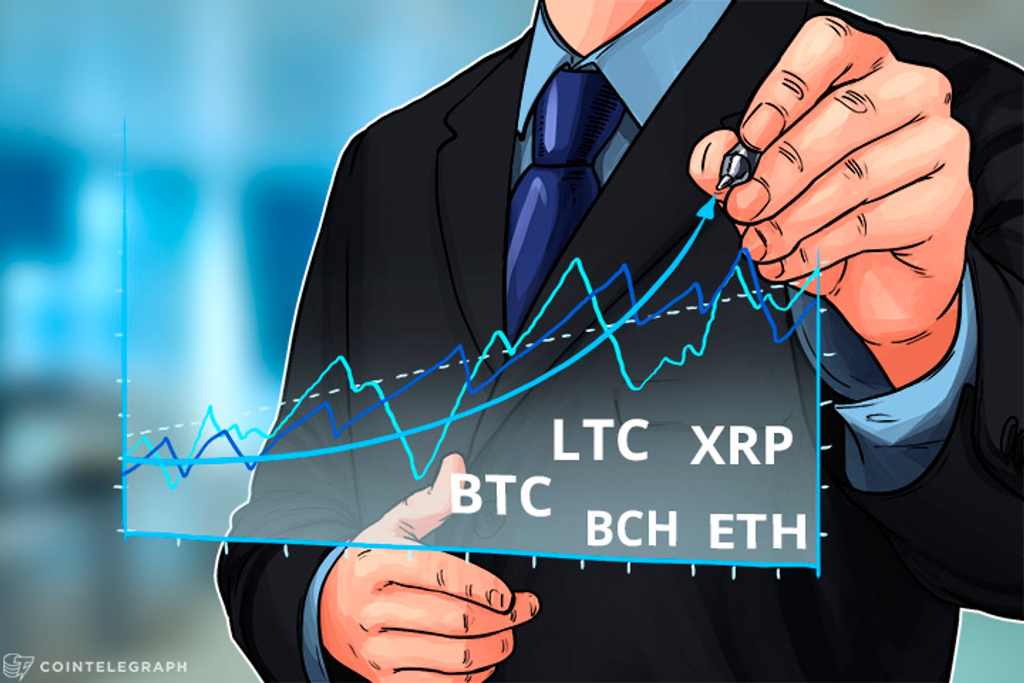 Bitcoin, Ethereum, Bitcoin Cash, Ripple, Litecoin: Análisis de precios, 8 de septiembre