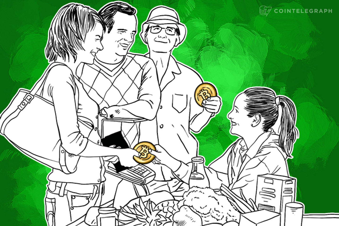 How Bitcoin's Merchant Adoption Guides the Way to Consumer Adoption (Op-Ed)