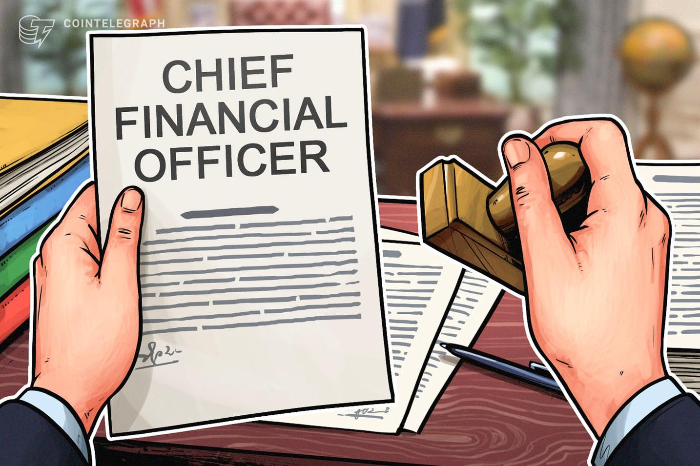 El exejecutivo de Worldpay US se une a la firma de criptopagos BitPay como su nuevo director financiero