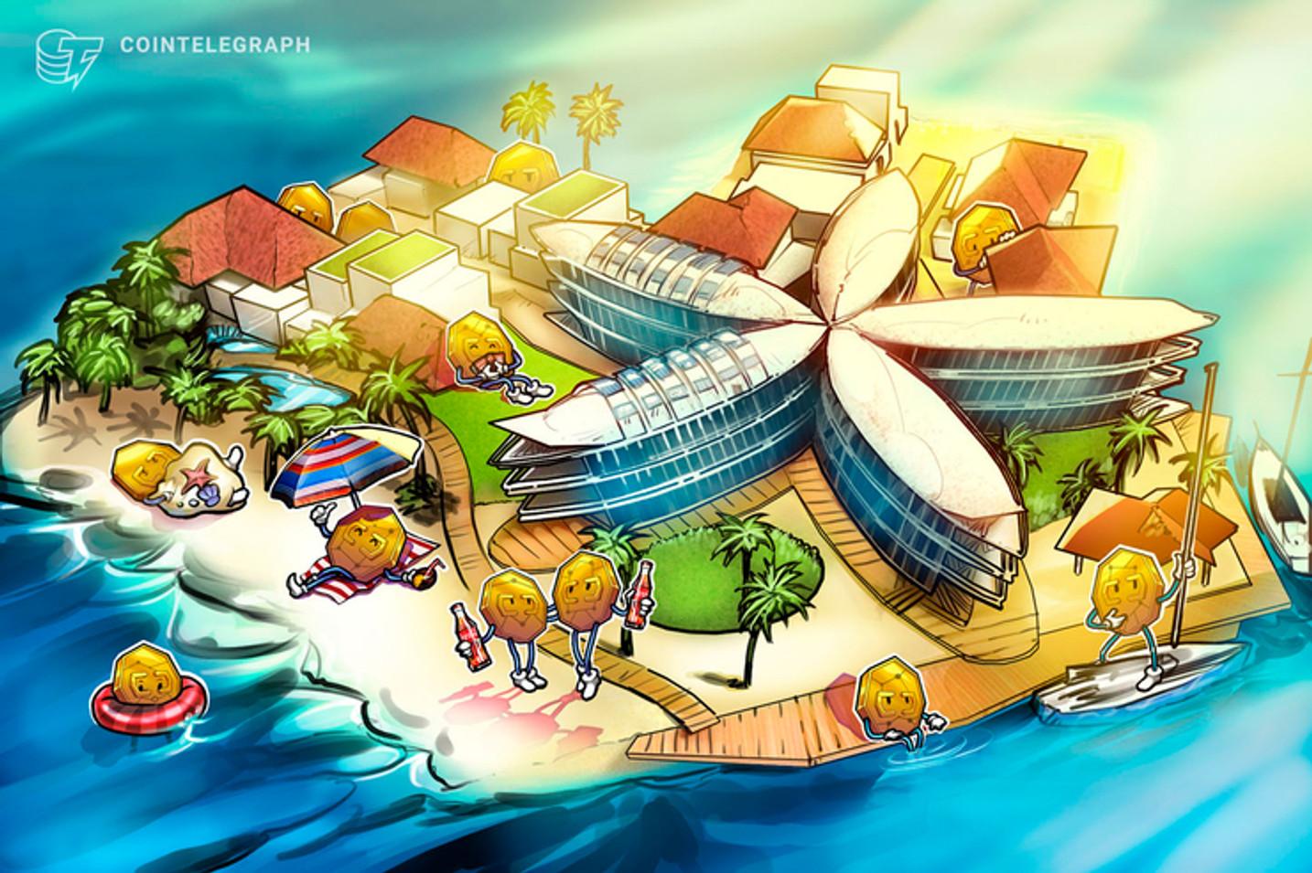 Bitcoin e criptomoedas podem ser usados para saldar credores de empresa que construiria parque da Xuxa