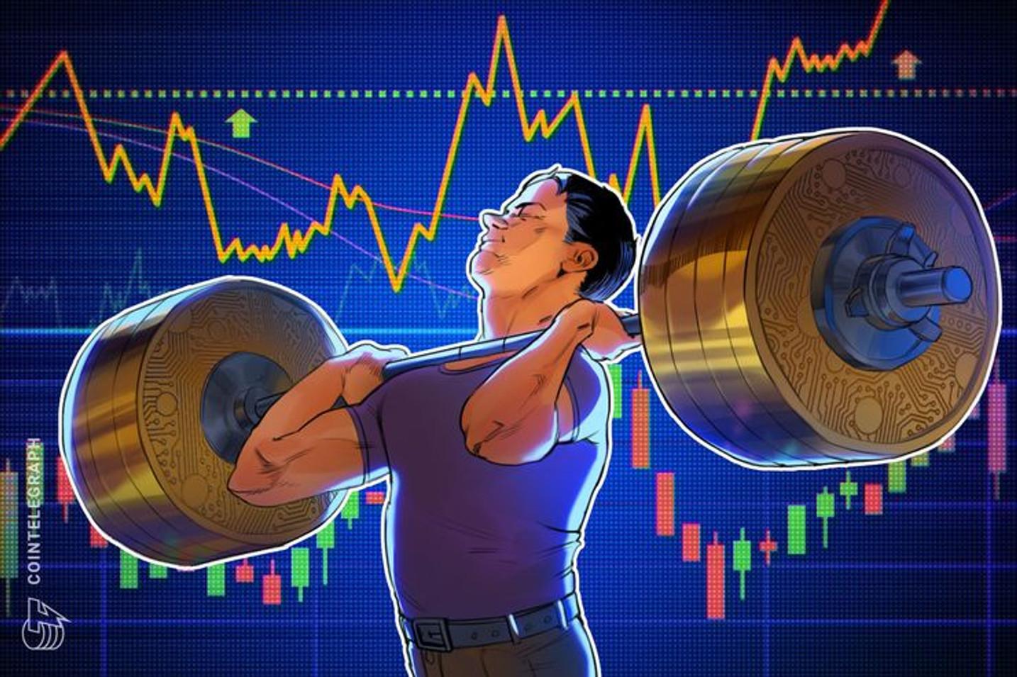 パウエル・プットによる株式市場のリスクオンムードが仮想通貨市場にも波及か ビットコイン相場市況(11月29日)
