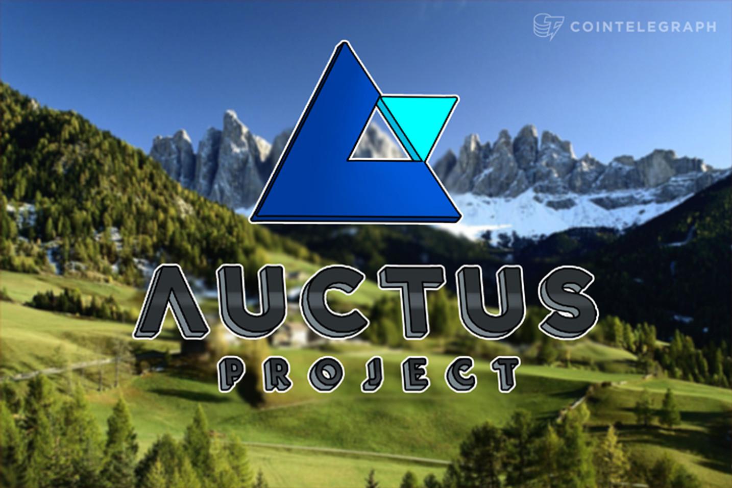 Auctus Pension Project - Pre-Sale Whitelist Closing in 24h
