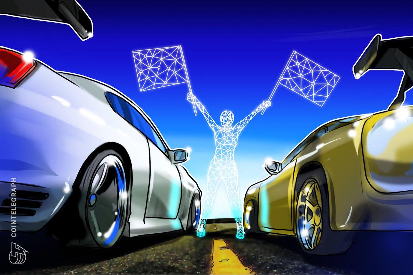 リップル、自動車業界ブロックチェーンコンソーシアム「MOBI」に参画 | ホンダやフォードなどもメンバー