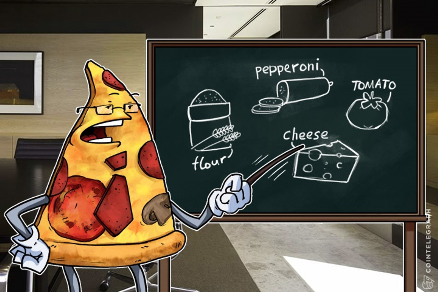 What Bitcoin Pizza Day Can Teach Us Today