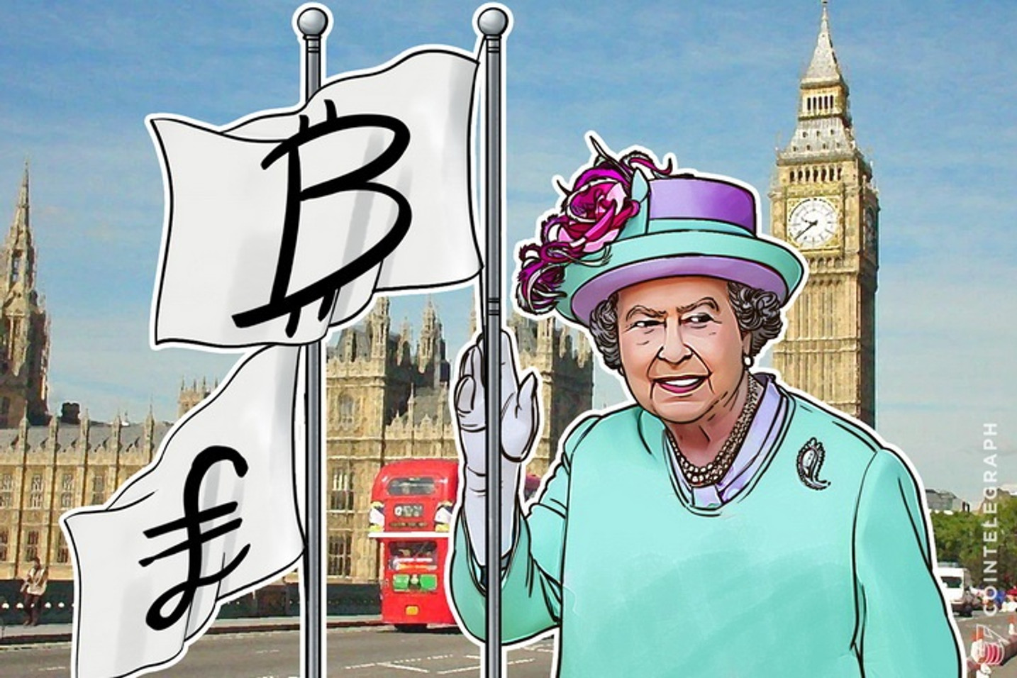 Brits May Choose Rising Bitcoin Over Tumbling Pound As Brexit Lead Widens
