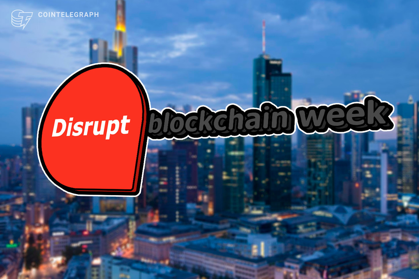 German Blockchain Week in February: Meeting of the European Blockchain Community