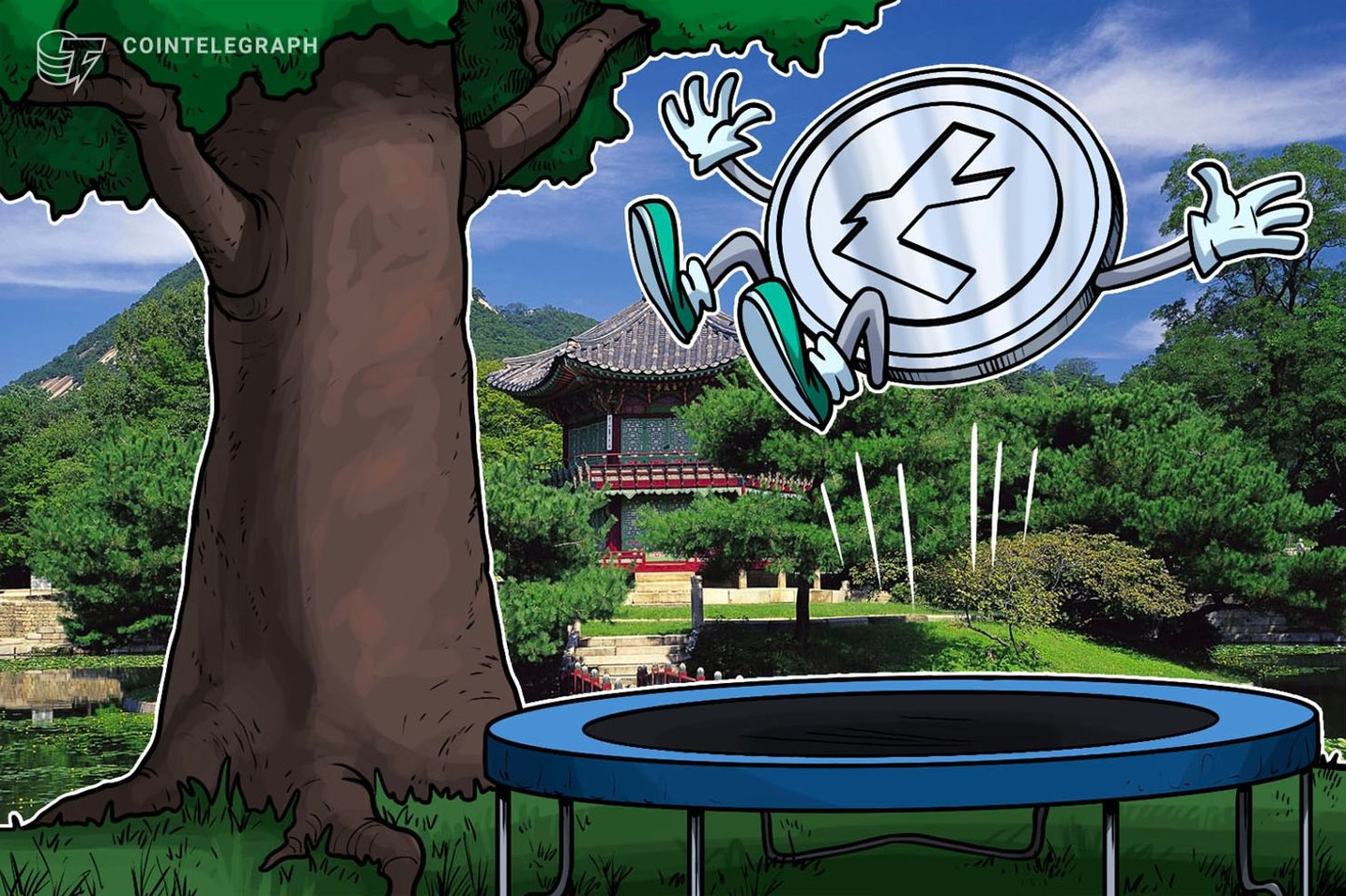 仮想通貨ライトコインの半減期まで2日 「織り込み済み」との声も