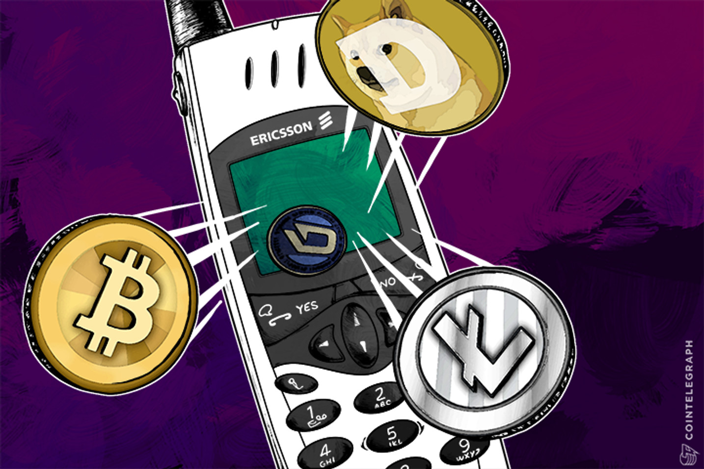 Ericsson Report: With Cryptocurrency 'Even a Mobile Device is Enough' to Provide Same Services as Lloyds, HSBC or BoA
