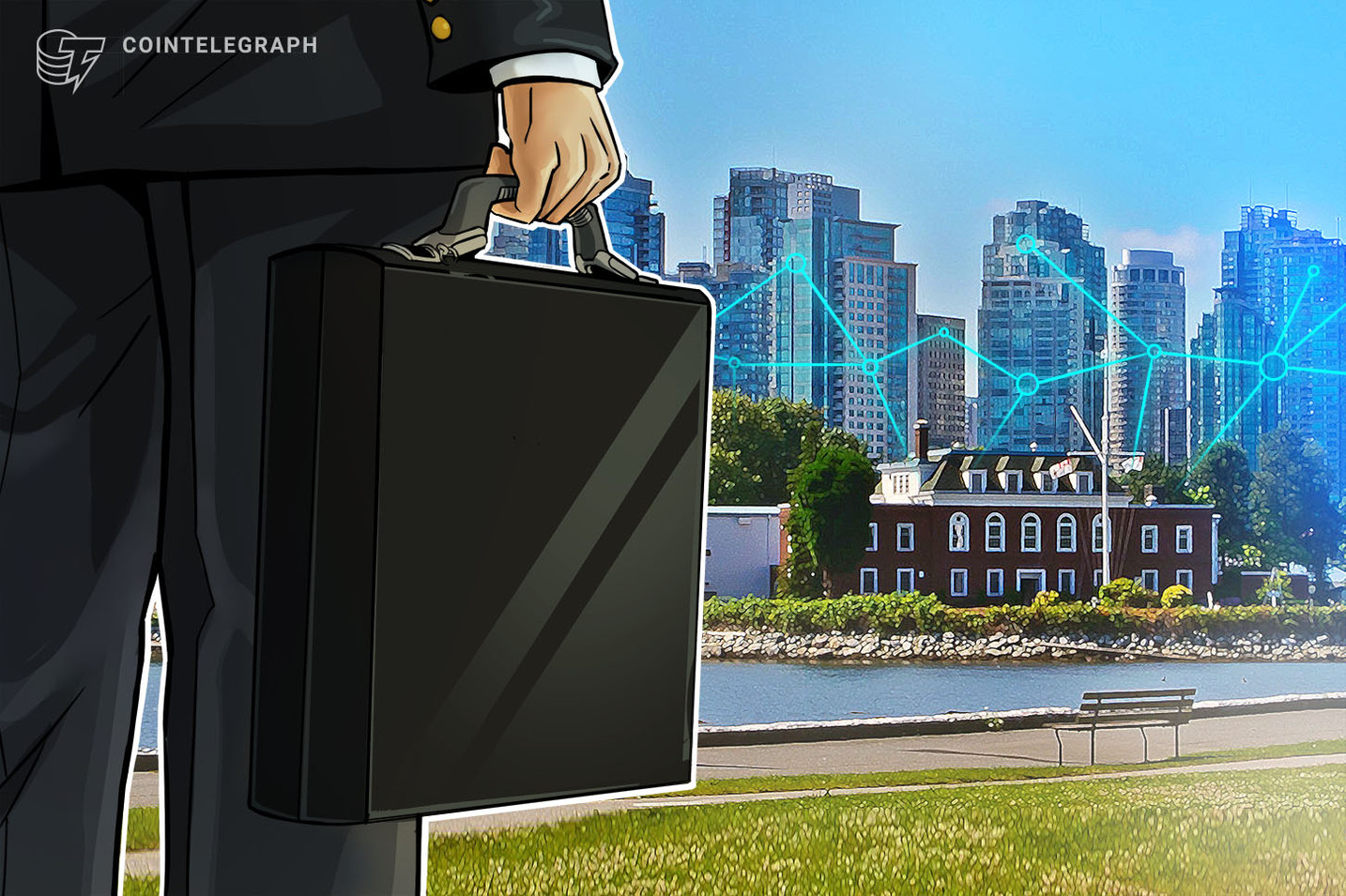 Ex-NATO Secretary General Bullish on Blockchain as He Partners With Swiss Startup