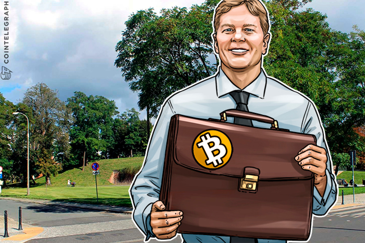 Weird Not to See Bitcoin in Your Investment Portfolio: Dan Morehead