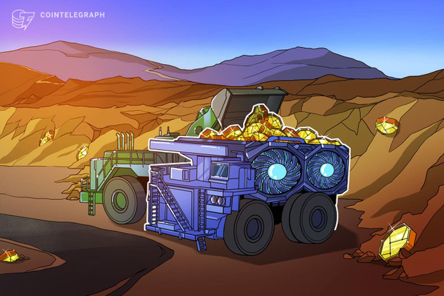 Casi 3 mil millones de dólares en ingresos obtuvieron los mineros de bitcoin en abril 2021
