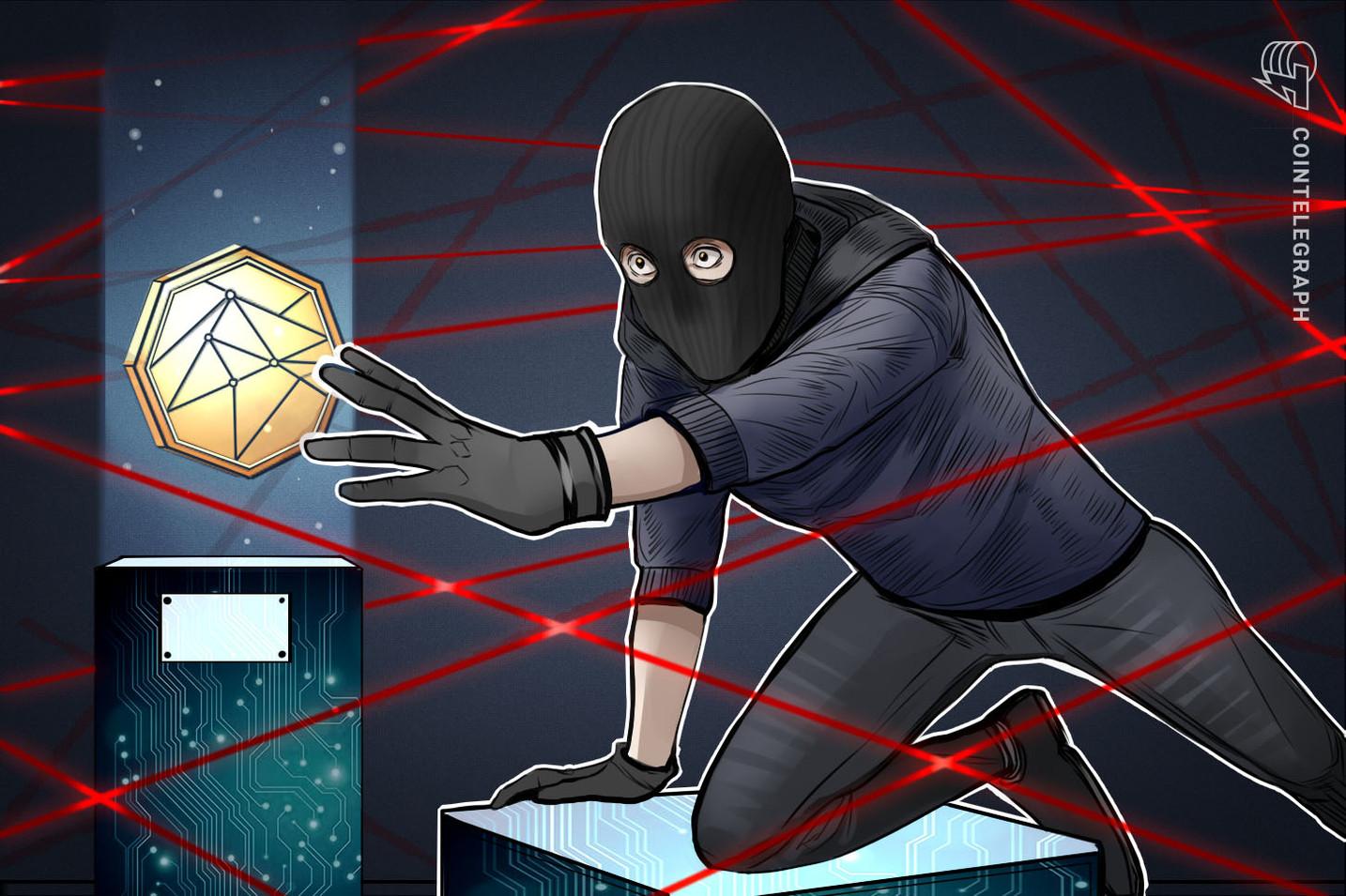 Novo relatório mostra que US$ 9.8 bilhões foram roubados em criptomoedas desde 2017