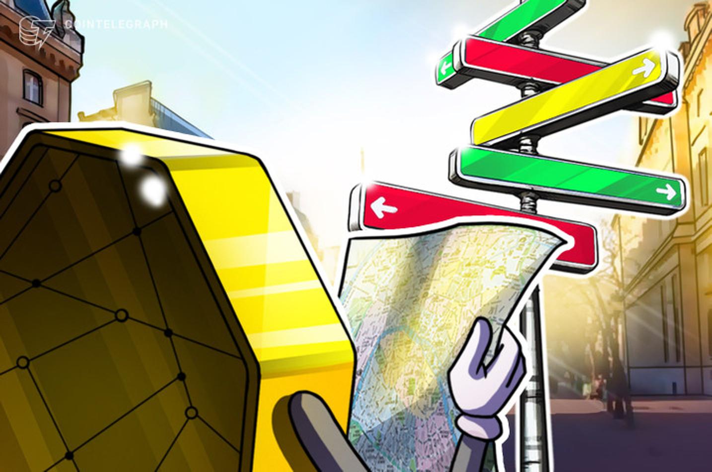 Como o mercado reagiu ao desbloqueio de Bitcoins da Grayscale