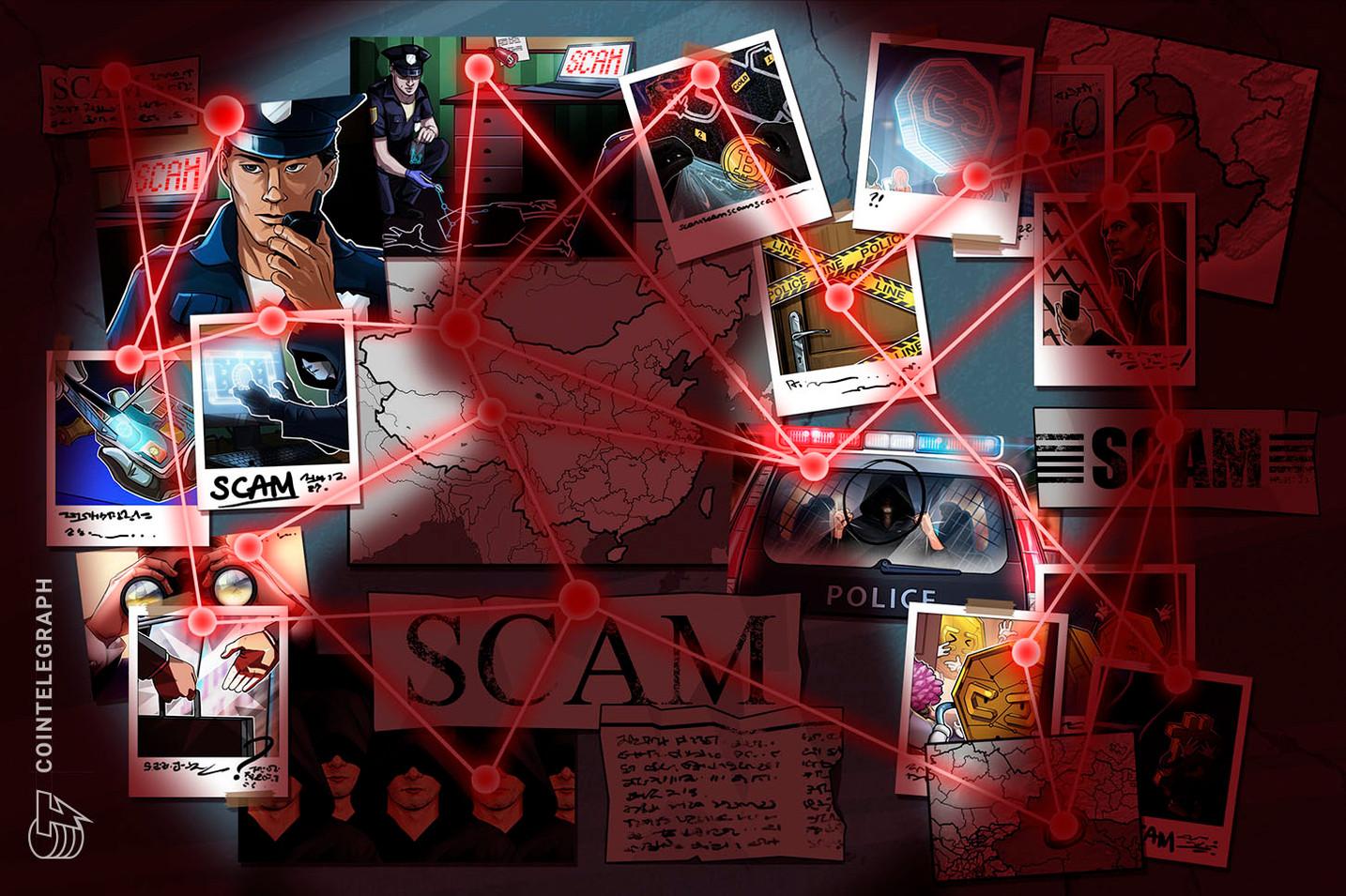 Autoridades derrubam a maior rede de bate-papo criminal de todos os tempos