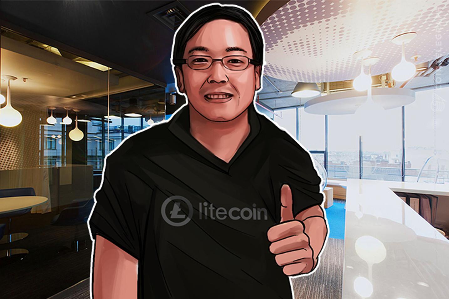 CEO da Litecoin não está Preocupado vom o Bitcoin Cash crescendo no Cenário Altcoin: CNBC