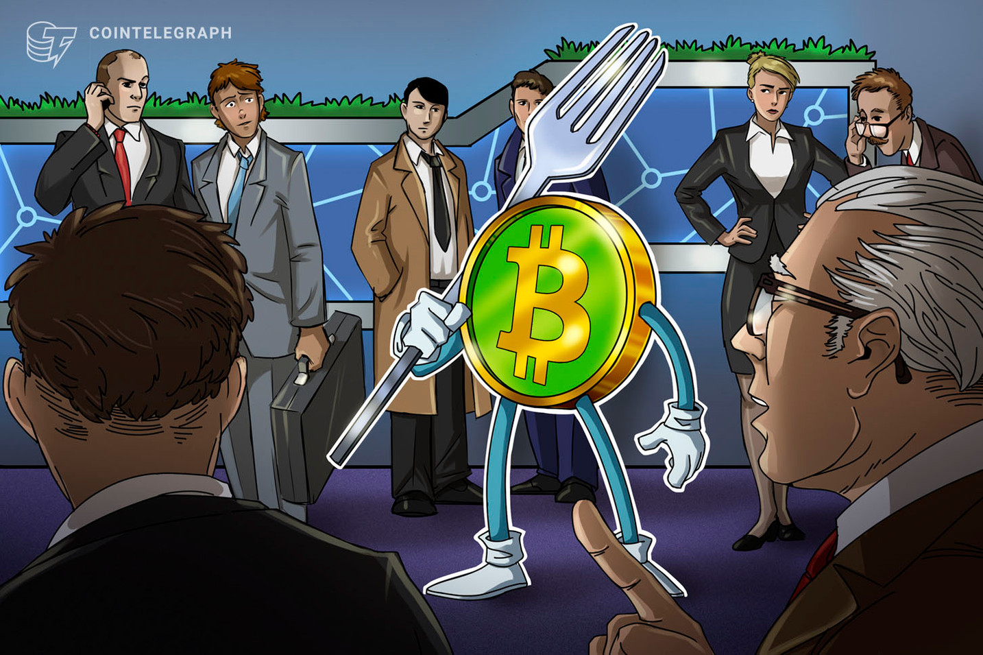 仮想通貨ビットコインキャッシュのDeFiスタートアップ、1億円調達