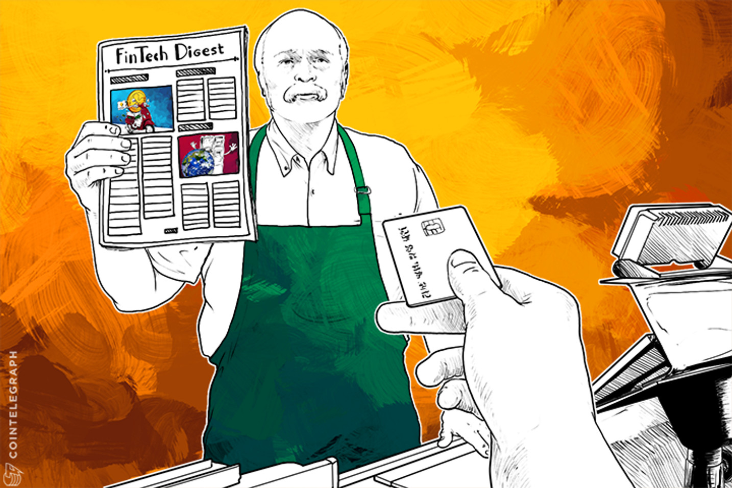 FinTech Digest: Android Pay Arrives, CBA Integrates Ripple, Bitcoin ATMs Hit Milestone