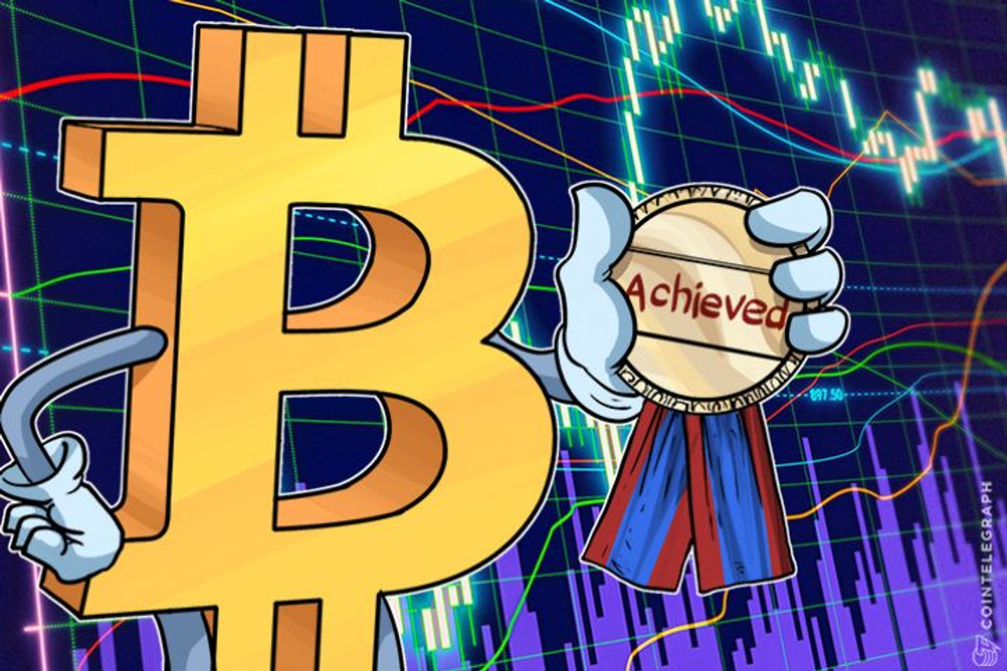Erik Voorhees氏曰く―ビットコインは大型株並みの価格安定性を実現した