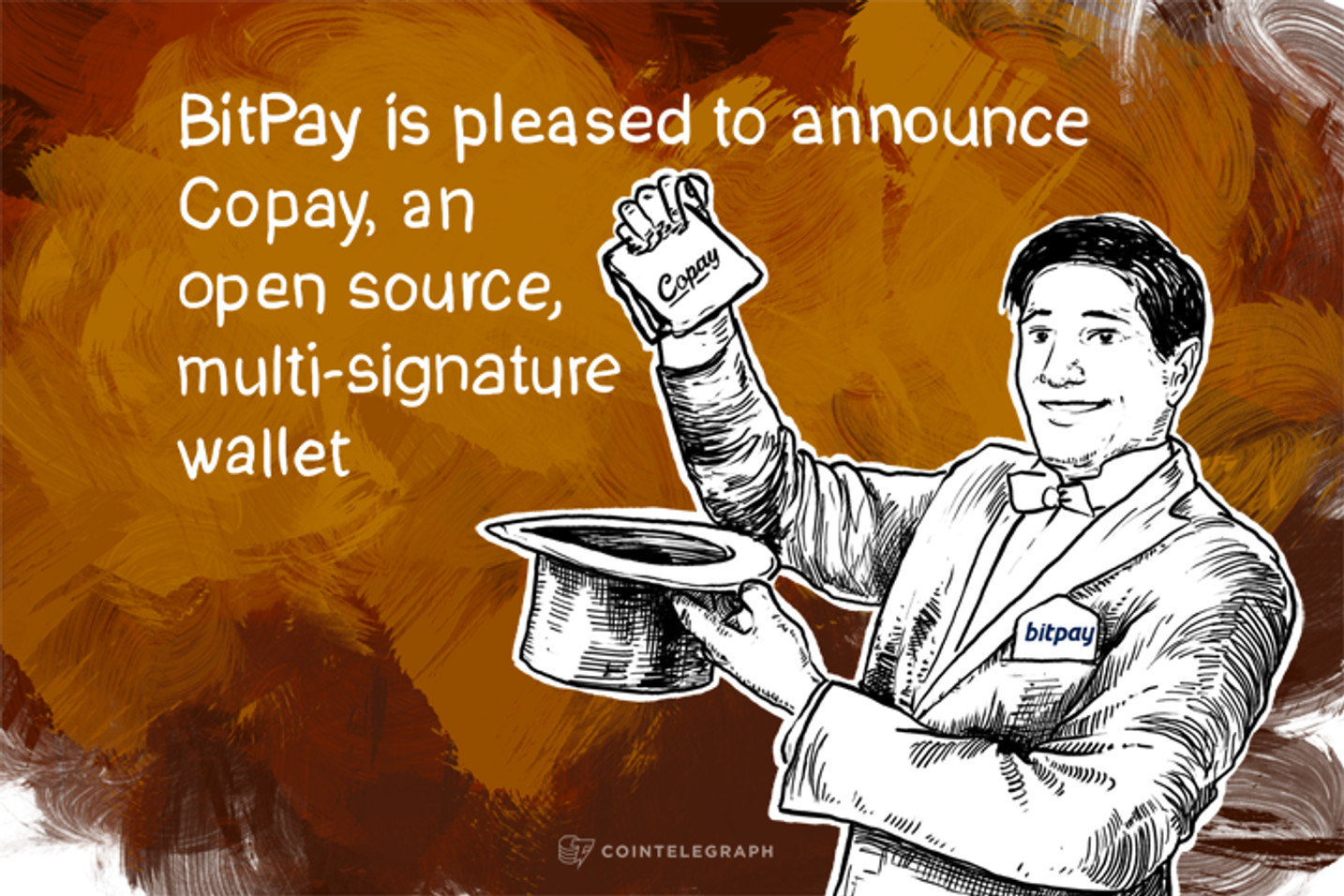 BitPay is pleased to announce Copay, an open source, multi-signature wallet